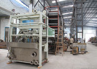Reciprocating Full Auto Paper Molding Pulp Egg Carton Machine with 2800PCS/H