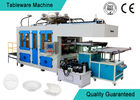 Virgin Paper Pulp Tableware / Dishware Pulp Molding Equipment from 1800~18000Pcs / H