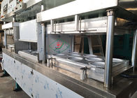 Semi - Automatic Stainless Steel Pulp Molding Equipment For Plates / Bowls / Cups