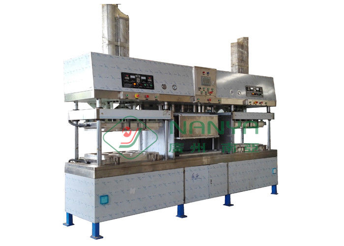 Small Capacity Paper Plate Making Machine for Food Tray Forming Machinery