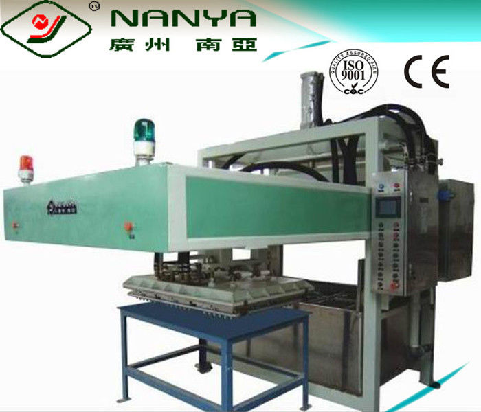 Waste Paper Pulp Molding Egg Tray / Carton / Box Making Machine with A Drying Room