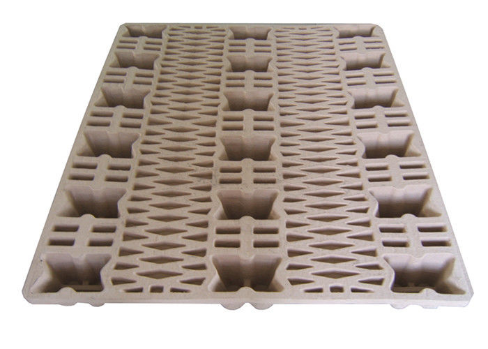 Energy-saving Waste Paper Pulp Molded Pallet with Good Plasticity