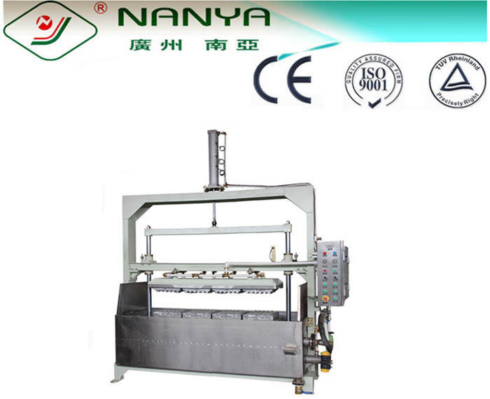 Energy Saving Pulp Tray Machine , Egg Tray Production Line 800pcs/hr